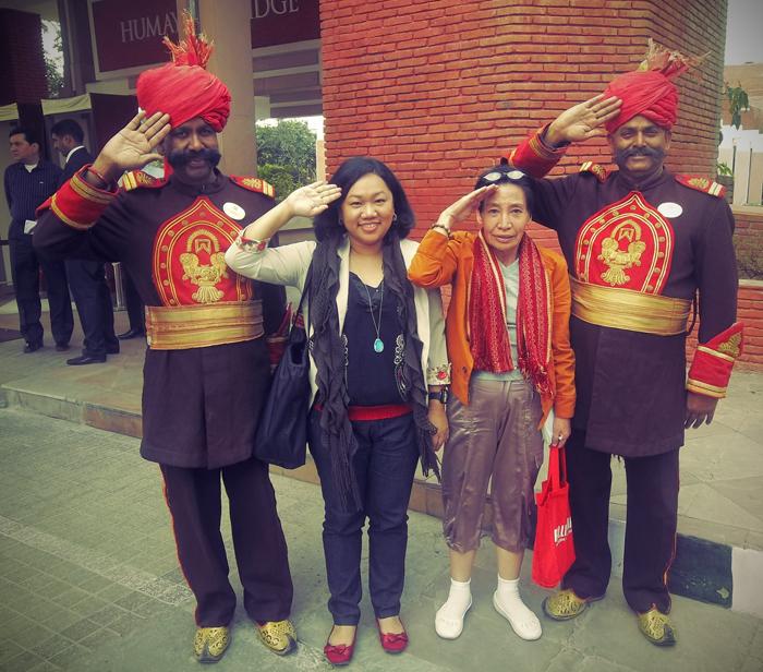 ITC Agra