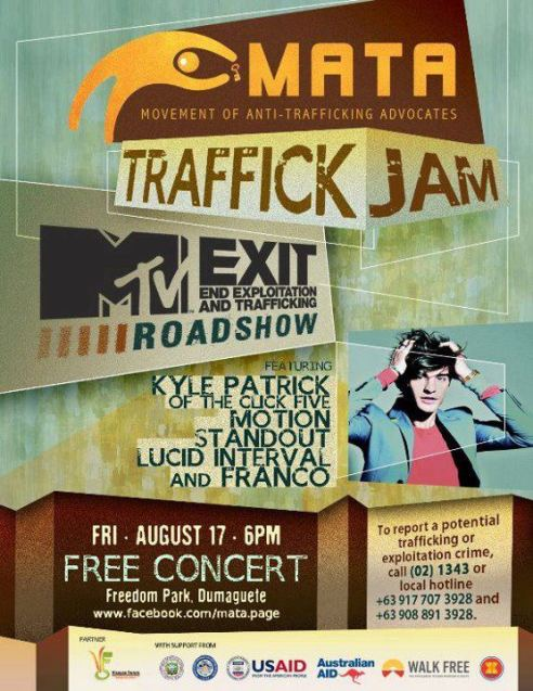 Traffick Jam Free Concert
