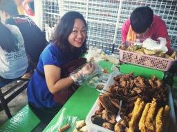 Exotic street food alert: Pungko Pungko in Cebu City